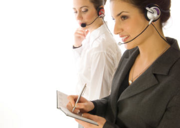 UK based Telephone Answering Service operatives taking care of all your Call Centre outsourcing needs